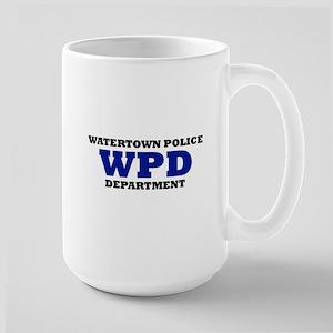 WATERTOWN POLICE DEPARTMENT Mug