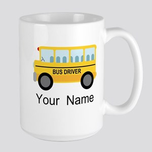 Personalized School Bus Driver Mugs