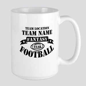Personalized Fantasy Blk Mugs