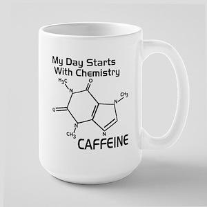Molecular Caffeine Mugs