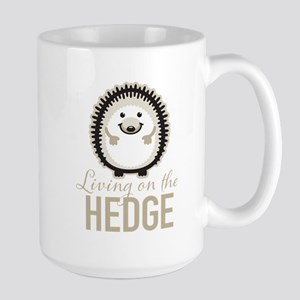 Living on the Hedge Mugs