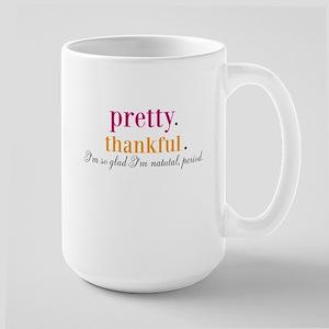 Pretty Thankful Mugs