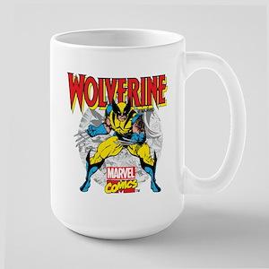 Wolverine Attack Large Mug
