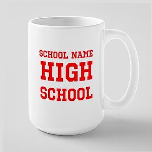 High School Mugs