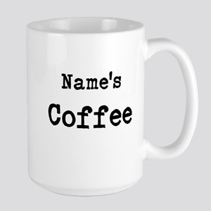 Name's Coffee Mugs