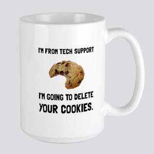 Tech Support Cookies Mugs