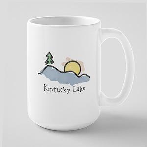 Lake Sunset Mugs