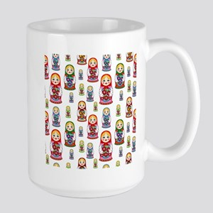 Russian Dolls Mugs