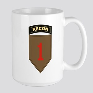 1st ID Recon Mugs