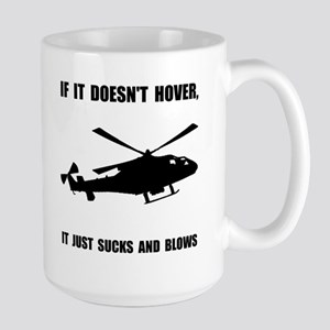 Helicopter Hover Mugs