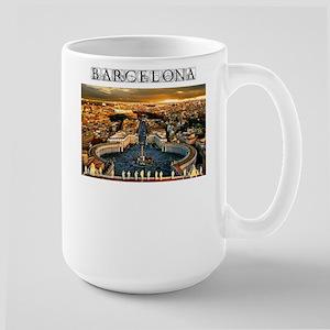 Barcelona Evening Mugs
