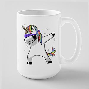 unicorn dabbing Mugs