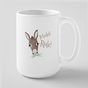 Mules Rule Mugs