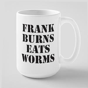 Frank Burns Eats Worms Mugs