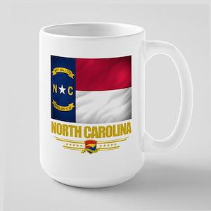 North Carolina Pride Large Mug