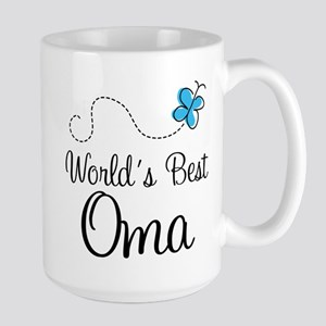 Oma (World's Best) Mugs