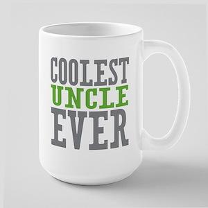 Coolest Uncle Large Mug