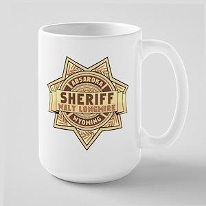 Sheriff Longmire Mugs
