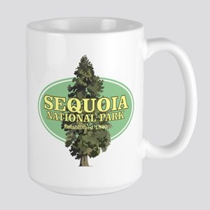 Sequoia National Park Mugs