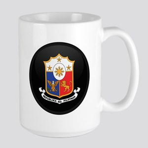 Coat of Arms of philippines Large Mug