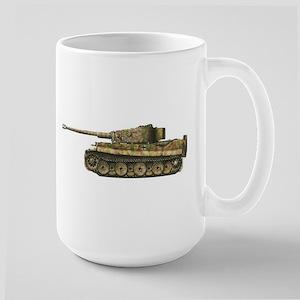 Side on Tiger Mugs