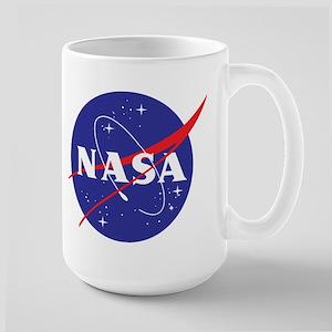 NASA Logo Large Mug