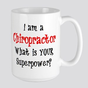 chiropractor 15 oz Ceramic Large Mug