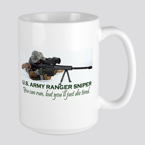 ARMY RANGER SNIPER Large Mug