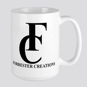 Forrester Creations Logo 01 Travel Mugs