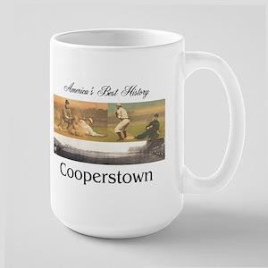 Cooperstown Americasbes Stainless Steel Travel Mug