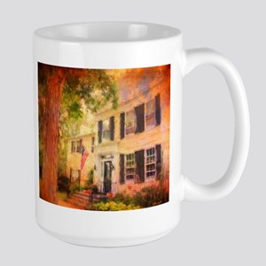 Autumn in Perrysburg Large Mug