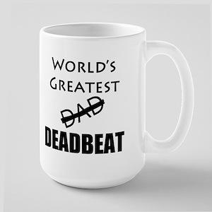World's Greatest Deadbeat Mugs