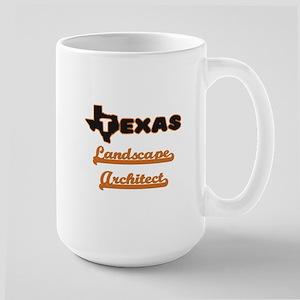 Texas Landscape Architect Mugs