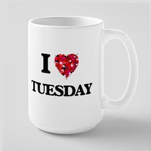 I love Tuesday Mugs