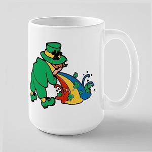 drunk-leprechaun Mug