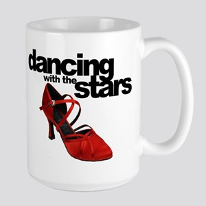 dancing with the stars - red shoe Mugs