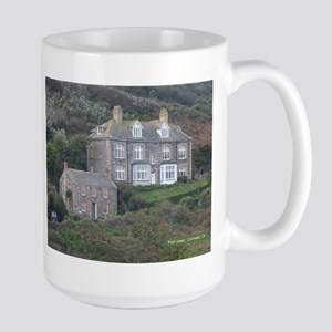Port Isaac 1 Stainless Steel Travel Mugs