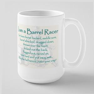 I Am A Barrel Racer Mugs