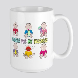 Nurse XXX Large Mug