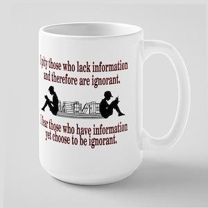 ignorance Mugs