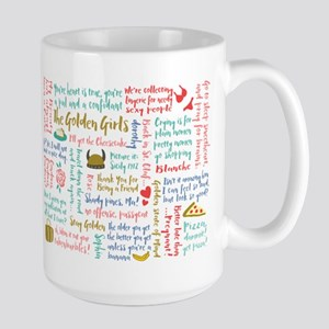 Golden Girls Quotes Mugs