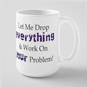 Drop Everything Mugs