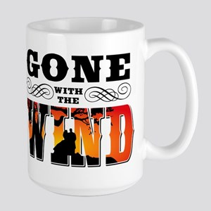 Gone With The Wind Classic Large Mug