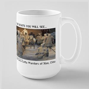 Terra Cotta Large Mug