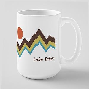 Lake Tahoe Large Mug