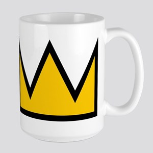 Jughead Crown Shape Mugs