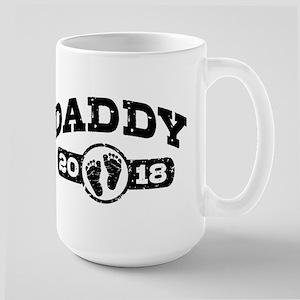 Daddy 2018 15 oz Ceramic Large Mug