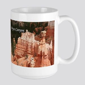 Bryce Canyon, Utah 3 (caption) Mug