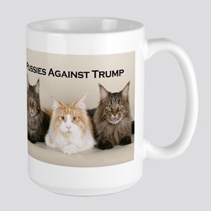 Pussies Against Trump Mugs