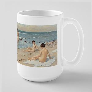 Classic nude art Mugs
